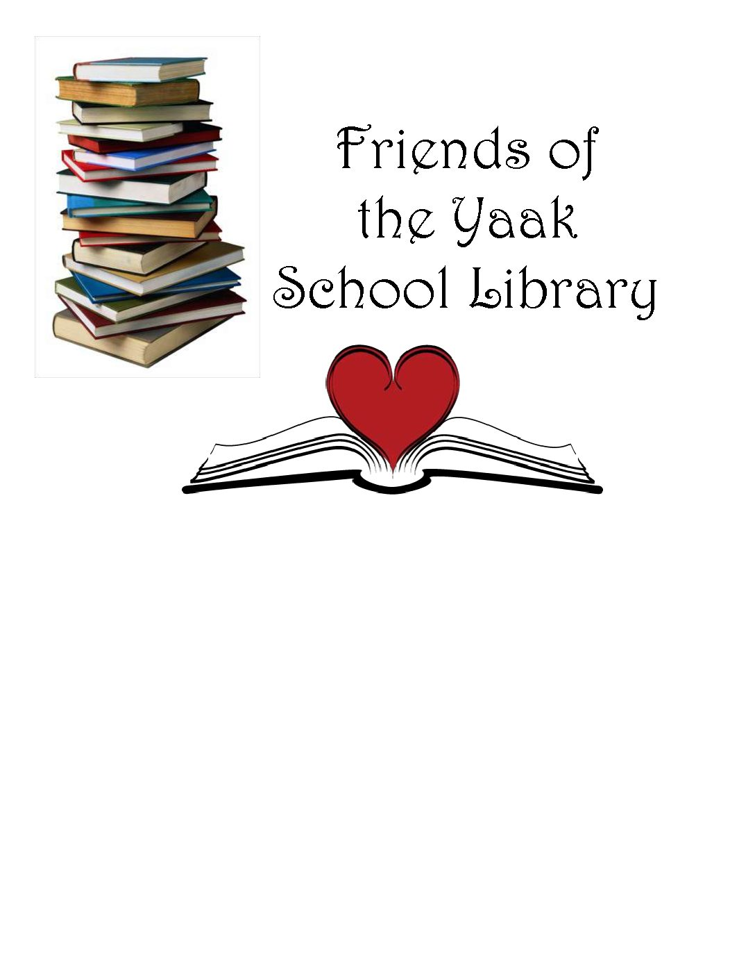 Friends Of The Yaak School Library
